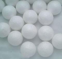 Пенопластовые шары