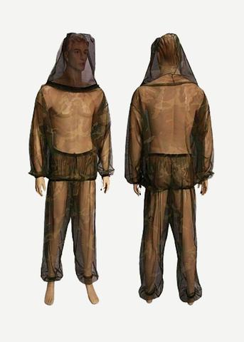 Антимоскитный костюм - сетка