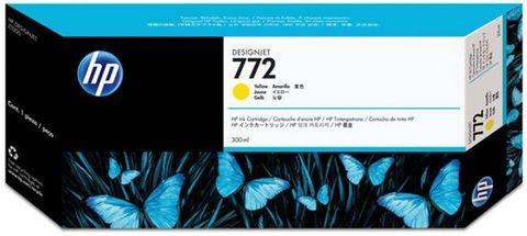 Картридж HP CN630A (№772) желтый 300 мл.