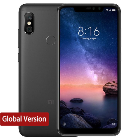 Xiaomi Redmi Note 6 Pro 4/64GB (Global Version)