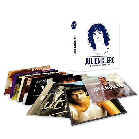 Julien Clerc / Le Coffret Essentiel (13CD)