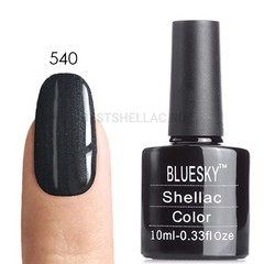 Bluesky shellac 80540, 10 мл