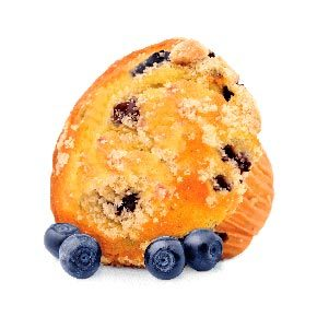 Табак для кальяна Fumari Blueberry Muffin 100 гр.