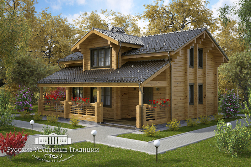 """Проекты «Вилла» Двухэтажный дом """"Морелли"""" 225 кв.м. nataly1_01_logo.jpg"""