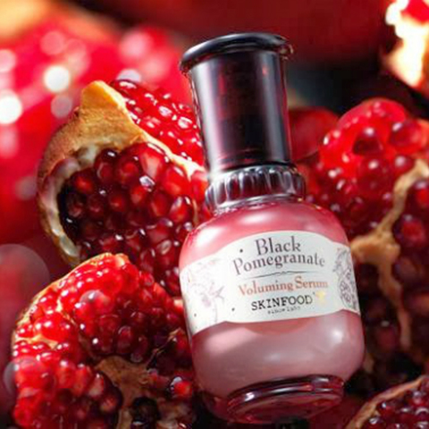 SKINFOOD Black Pomegranate Voluming Serum, 50 ml