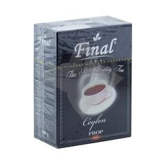 Çay Final Ceylon 120qr
