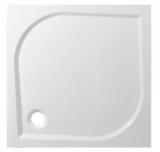 Поддон из литьевого мрамора Эстет Гамма 100x100 квадратный