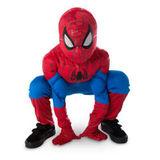 Костюм супергероя Человек-паук светлый