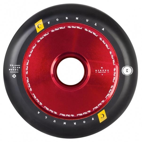Колёса для самоката Urbanartt Wheels 110*24 Hollow Core V2 - red(пара)