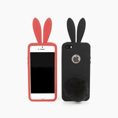 Чехол-заяц Rabito для iPhone 4/4S и 5/5S