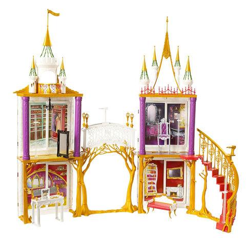 Игровой Набор Эвер Афтер Хай Замок - Playset Ever After High 2 in 1 Castle, Mattel
