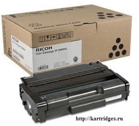Картридж Ricoh 406523 / SP3400LE