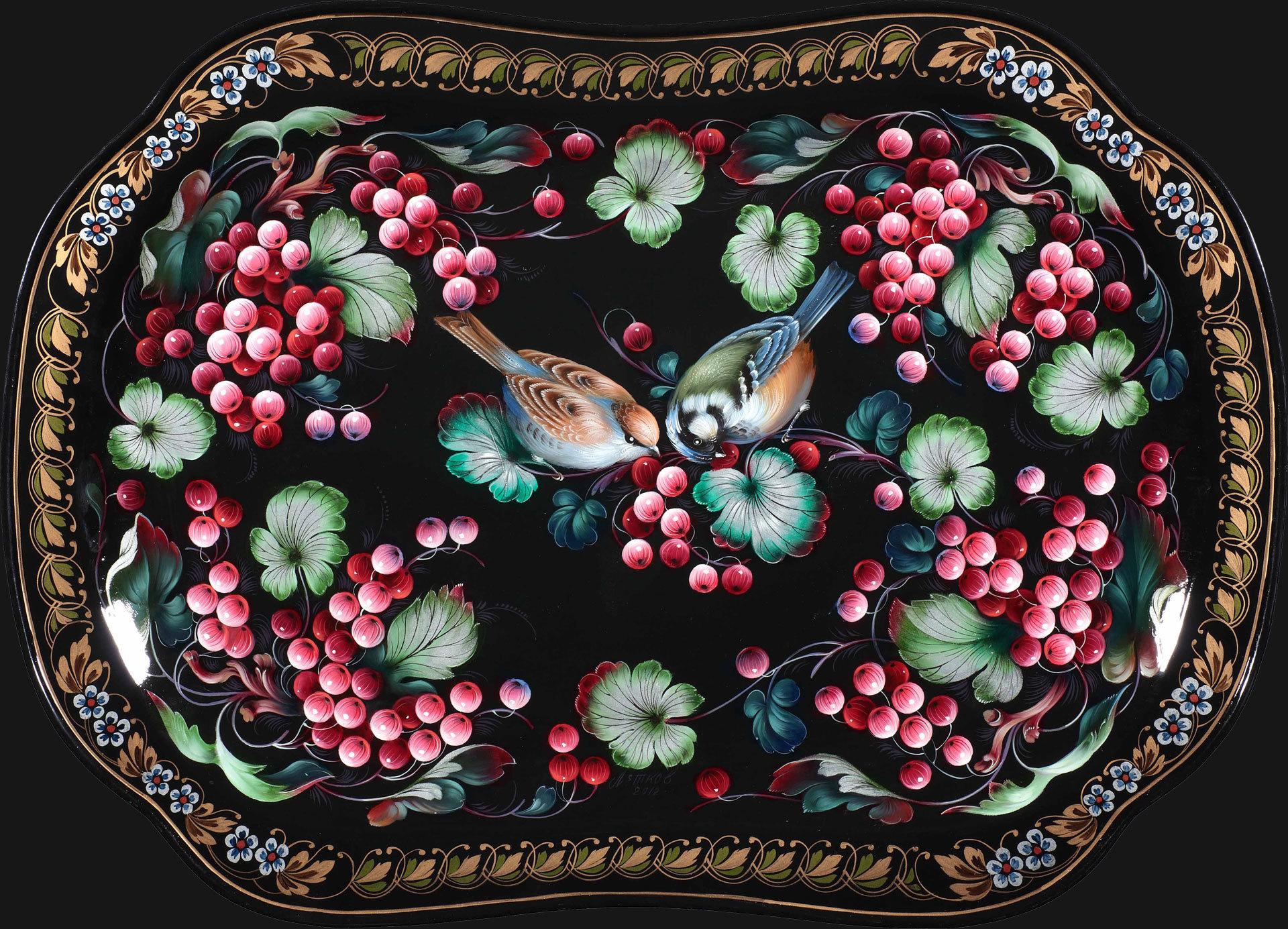 In the gooseberry