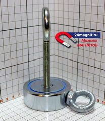 Поисковый магнит F 120Х2