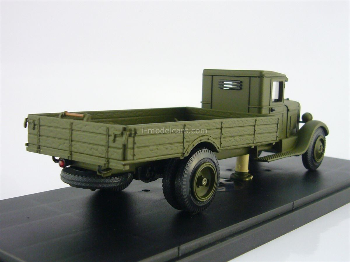 ZIS-12 khaki 1:43 Miniclassic