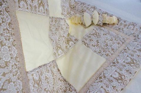 Демисезонное одеяло - конверт на выписку Арабика