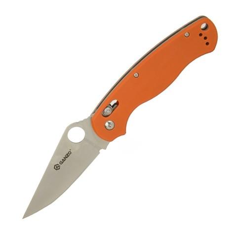 Складной нож Ganzo G729 Оранжевый