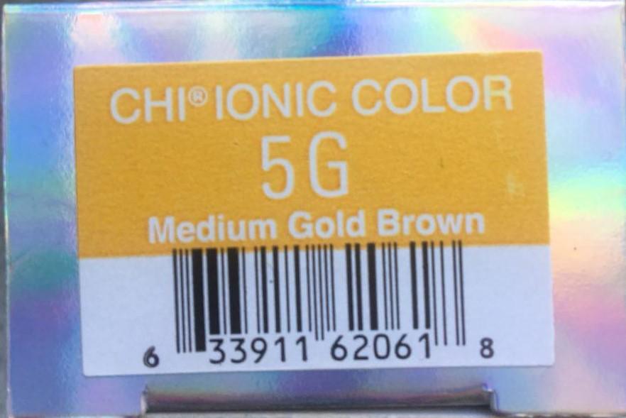Крем-краска CHI Ионик 5 G 85 гр