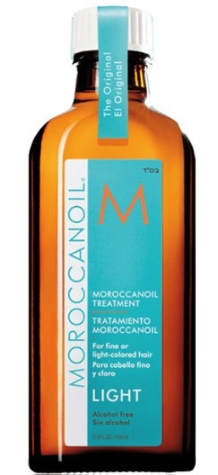 MOROCCANOIL Treatment Light восстанавливающее масло 100 мл