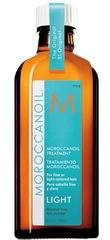 MOROCCANOIL Treatment Light восстанавливающее масло 100 мл
