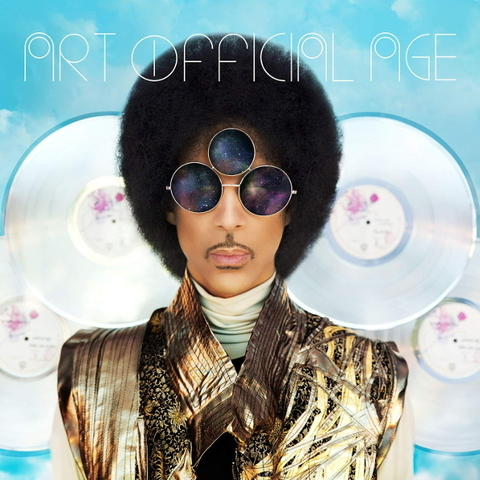 Prince / Art Official Age (CD)