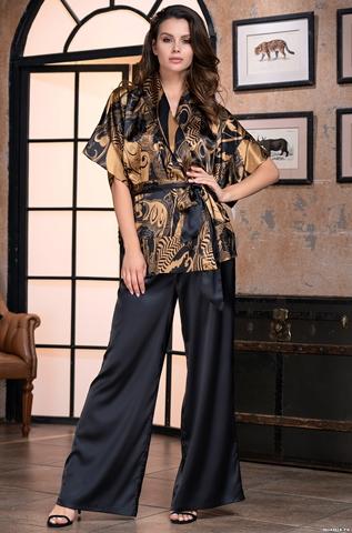 Комплект с брюками  Mia-Amore ANTIKA 3476 (70% натуральный шелк)