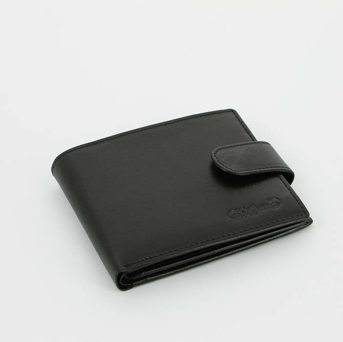 Портмоне S.Quire 5200-BK VT черный