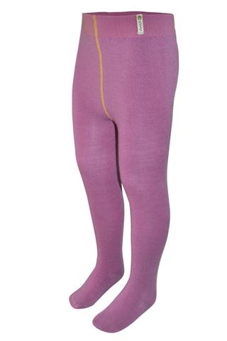 Детское термобелье Janus колготки c шерстью мериноса лиловые