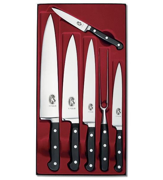Набор из 6-и кованных ножей Victorinox (7.7143.6)