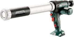 Аккумуляторный пистолет для герметика Metabo KPA 18 LTX 600