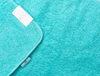 Полотенце 40х75 Abyss & Habidecor Super Pile 370 turquoise