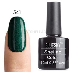 Bluesky shellac 80541, 10 мл