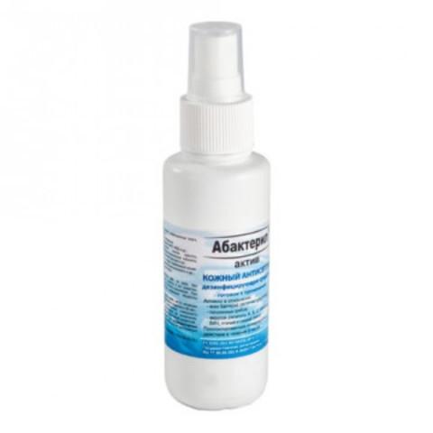Дезсредство антисептическое Абактерил-АКТИВ 100 мл  (спрей)