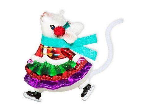 Мышка-фигуристка 93968-28 (в упак.)