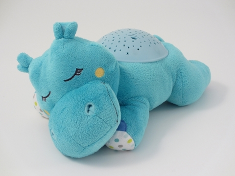 Светильник-проектор звездного неба Summer Infant Dozzing Hippo