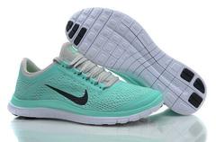 Кроссовки женские Nike Free Run 3.0 V6 Light Turquoise
