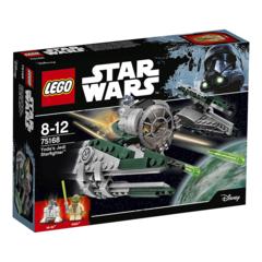 Star Wars TM Звёздный истребитель Йоды™ 75168
