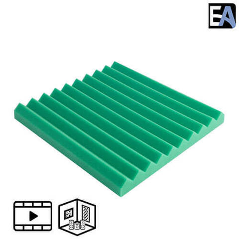 ECHO BLACK Акустический поролон Echoton Klin 30 Зелёный