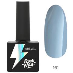 Гель-лак RockNail Basic 161 Сoncrete