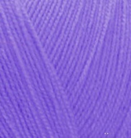 Extra life Alize 933 фиолетовый, фото