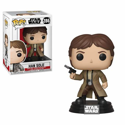 Фигурка Funko POP! Bobble: Star Wars: Endor Han 37534