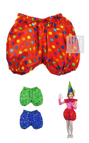 Фото Клоун Тяп - Ляп ( шорты - буфы ) рисунок Цирковые костюмы для детей и взрослых от Мастерской Ангел. Вы можете купить готовый или заказать костюм для цирка по индивидуальному дизайну.