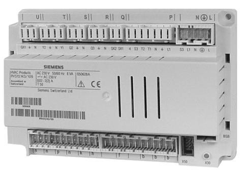 Siemens RVS61.843/109