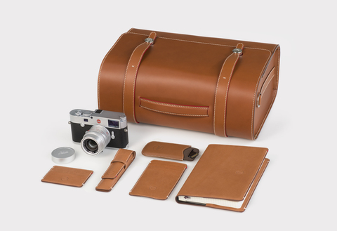 Leica М10 Schedoni Luxury Travel Set