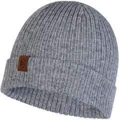Вязаная шапка Buff Hat Knitted Kort Light Grey