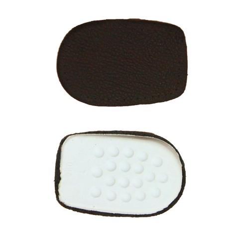 Подпяточник для обуви кожаный (Черный)