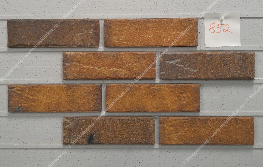 Roben - Manus, Java carbon, NF14, 240x14x71 - Клинкерная плитка для фасада и внутренней отделки