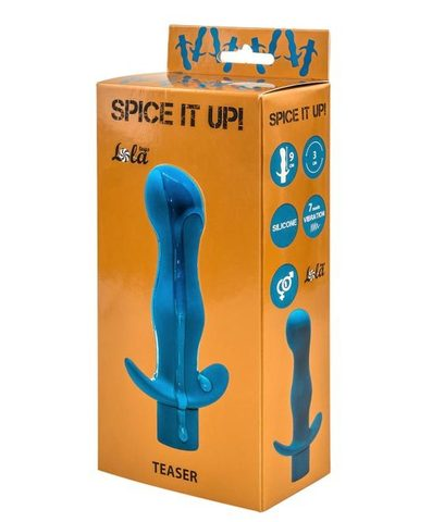 Анальный вибратор - Spice it up Teaser (3 х 9 см)