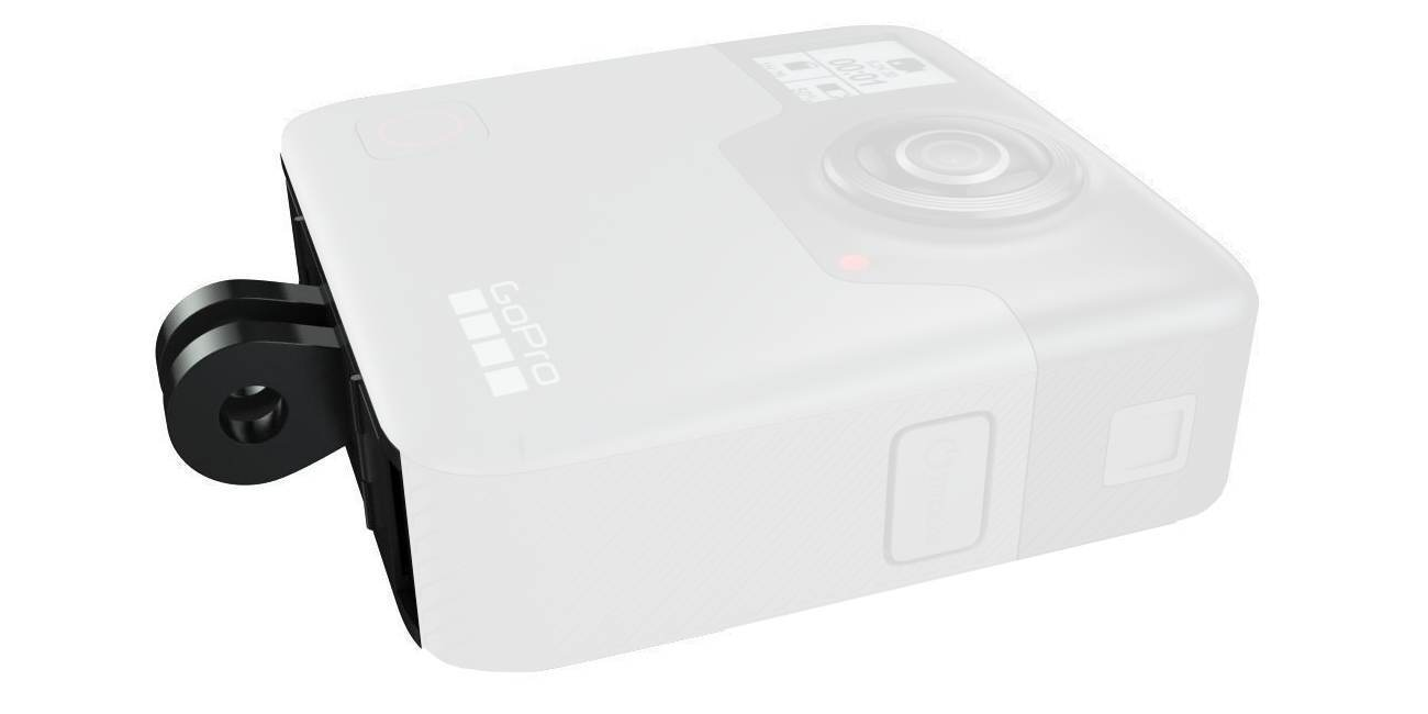 Крепежное основание GoPro FUSION Mounting Fingers (ASDFR-001) на камере