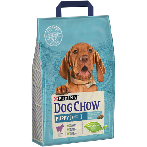 Dog Chow® Puppy Large (Дог Чау Паппи Ларжд). С индейкой.